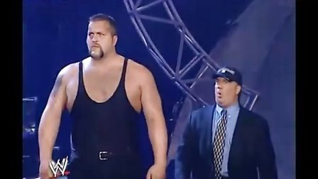 WWE 布洛克VS大秀哥 Brock Lesnar vs Big Show