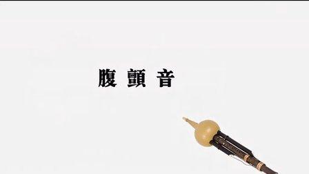 九孔葫芦丝教程