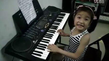 电子琴 小星星视频