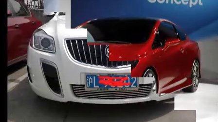2012君威GS改裝 汽車裝潢汽車改裝汽車裝飾汽車保養與美容