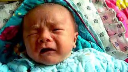 哭泣的小寶貝