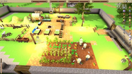 Timber and Stone,木石世纪,Timber & Stone,沙盒,Indie Game