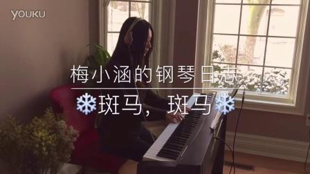 斑马斑马 钢琴版视频