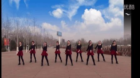 美久广场舞--《把你宠坏》团队附分解教学和背面