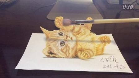 (一只可爱的小猫咪)视频