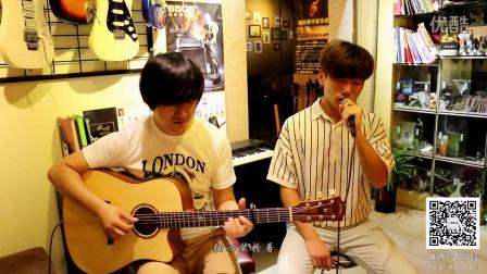 吉他弹唱教学 绅士 薛之谦 酷音小伟吉他教学入门自学教程视频