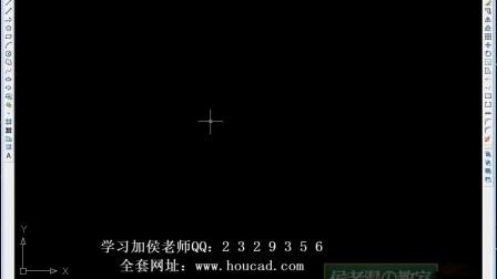 AutoCAD2007教程cad绘制齿轮泵三视图深圳华森建筑设计院江依琳图片
