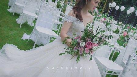 """""""情非得已""""婚礼MV l 阿猫影像"""