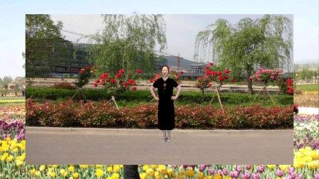 宜阳明萱广场舞 做你心上的人 中老年健身舞蹈赏析