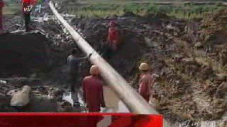 气化广安系列项目一期管道工程全面竣工