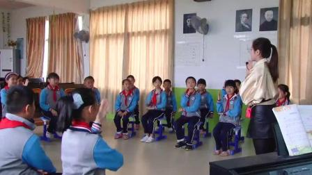 小學音樂《知更鳥的歌》教學視頻-陳少君