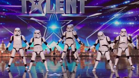 轻松时刻-Boogie Storm舞团-2016-英国达人秀-试镜第