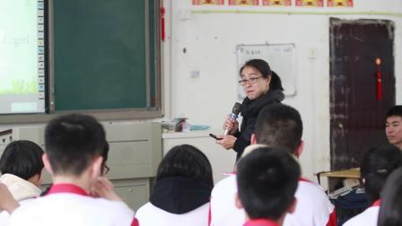 文斌影像 | 2019.4.2 罗源县教师进修学校 林芳老师英语课