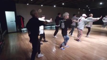 【风车·韩语】iKON《B-DAY》舞蹈练习室版MV公