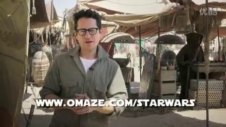 《星球大战:原力觉醒》制作花絮   艾布拉姆斯为星战迷发福利