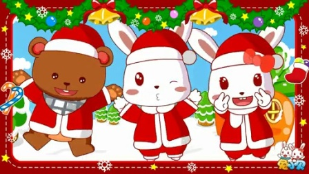 Rabbit Beckham Children's Songs Merry Christmas (Including) Lyrics