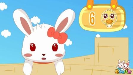 兔小贝系列儿歌 数鸭子(新)(含)歌词