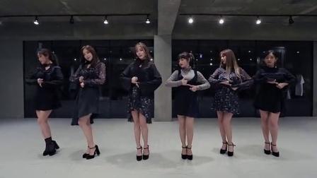 【风车·韩语】T-ARA《TIAMO》舞蹈练习室版M