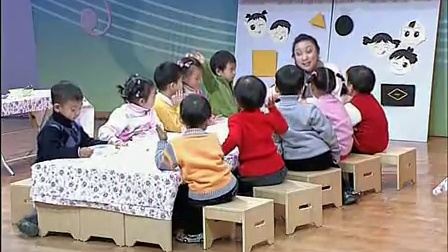 【好乐园TV】幼儿园小班数学《饼干视频》--上老师文松6图片