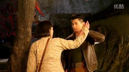 《向着炮火前进》吴奇隆甘婷婷激吻