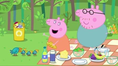 小猪佩奇第二季:森林小径