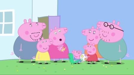 小猪佩奇第二季:猪宝宝