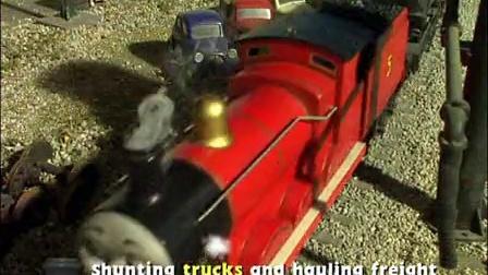 17 托马斯和逃跑的汽车