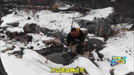 半岛奇闻 91岁老太隐居终南山 饿了吃野果、渴了
