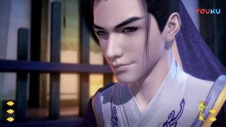 天行九歌:韩非邀李斯玩游戏,每次都是韩非胜,好胜的李斯怒了,韩非眨眼的小动作太帅了