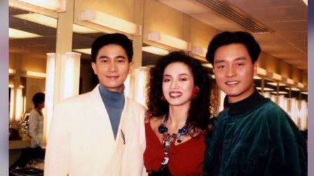 35岁离世,好友张国荣缺席他的葬礼,周润发梅艳芳为他扶灵