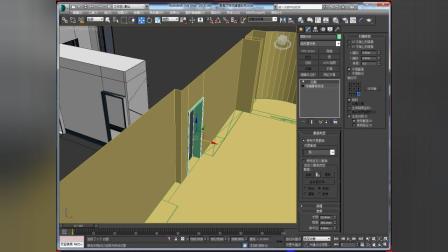 最新室内设计3dmax自学视频教程-客餐厅一体化-公