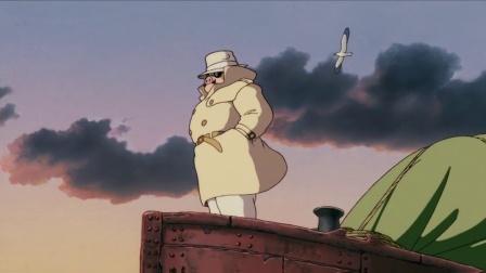 大气磅礴绚丽混剪《致敬宫崎骏的动画世界》