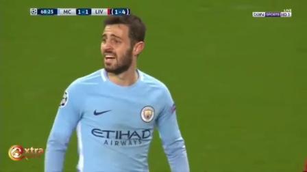 曼城1:2利物浦(2018.4.10)