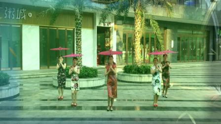 江南梦舞蹈视频(新贵华城广场舞队)
