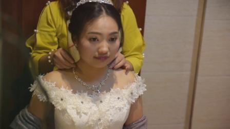 河源龙川三川摄影工作室婚礼婚庆20171231邹&余结婚MV视频剪辑