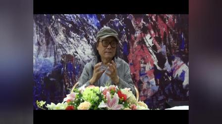 北京石齐画院新中国画画家班第十七期第六讲理论