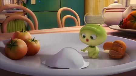 爆笑虫子: 小红恋爱了但是天不遂人愿, 这一段太让人感动了!