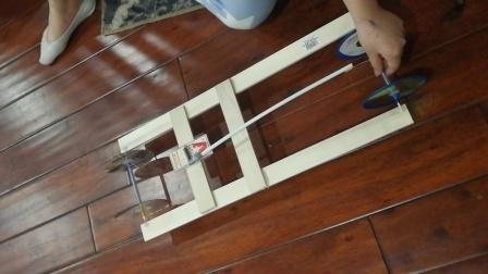 mouse trap cart