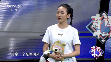 李佳明与奥运冠军比惨 闻阳调侃陈一冰蹭健身房拿冠军