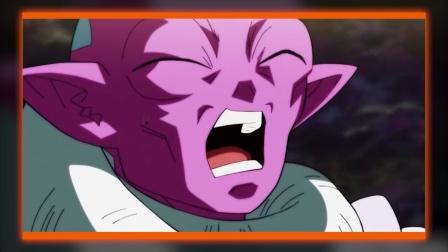 龙珠超:实力碾压弗利萨秒杀对手