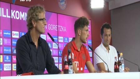 格雷茨卡:加盟拜仁是最佳决定 体育世界 18080