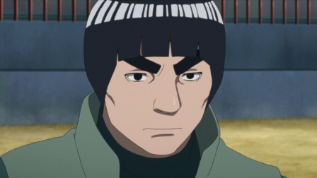 博人传 火影忍者新时代 第70话 凯以伤残之身一对二打飞岩部梅塔尔震惊全场