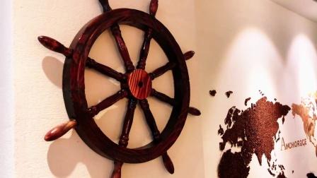 豆匠咖啡,蜗居广州一角编织着远航梦