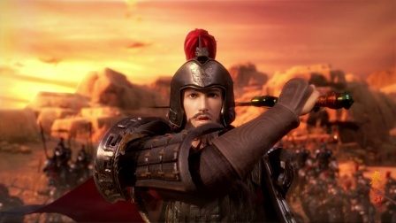 秦时明月经典重现:残月谷之战