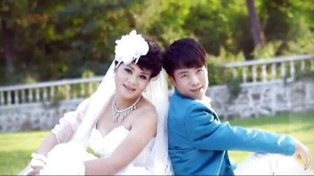 象牙山风景区影视传媒唐国魁和潘丽丽的结婚庆典