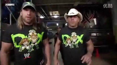 2009_Raw_8月17日_DX回归RAW