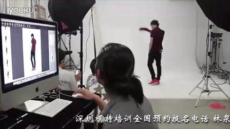 深圳平面模特基础训练班
