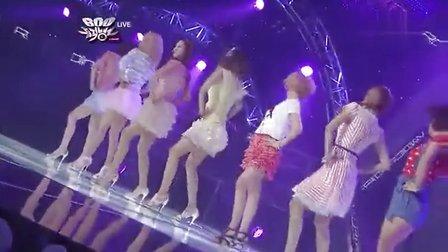 Sweety 音乐银行现场版 - Rainbow MV 高清在线观看