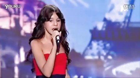 萝莉 翻唱/法国13岁小萝莉Marina......