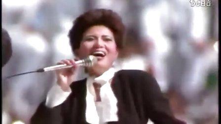 [高清]中国汉城1988年奥运会主题曲:手牵手视频图片